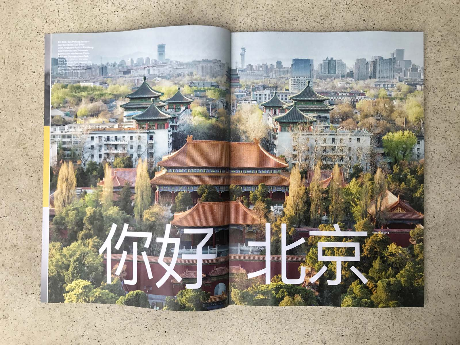 Swiss Magazine Peking 09 | nuvu